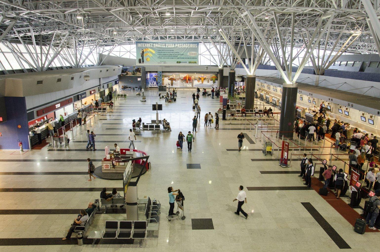 Governo Avalia Leilão De Aeroportos De Vitória, Macaé, Pampulha E Santos Dumont, Diz Ministro