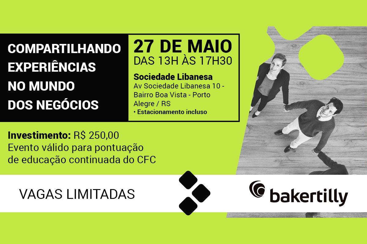 Porto Alegre: Participe De Nossas Palestras Sobre Gestão Empresarial