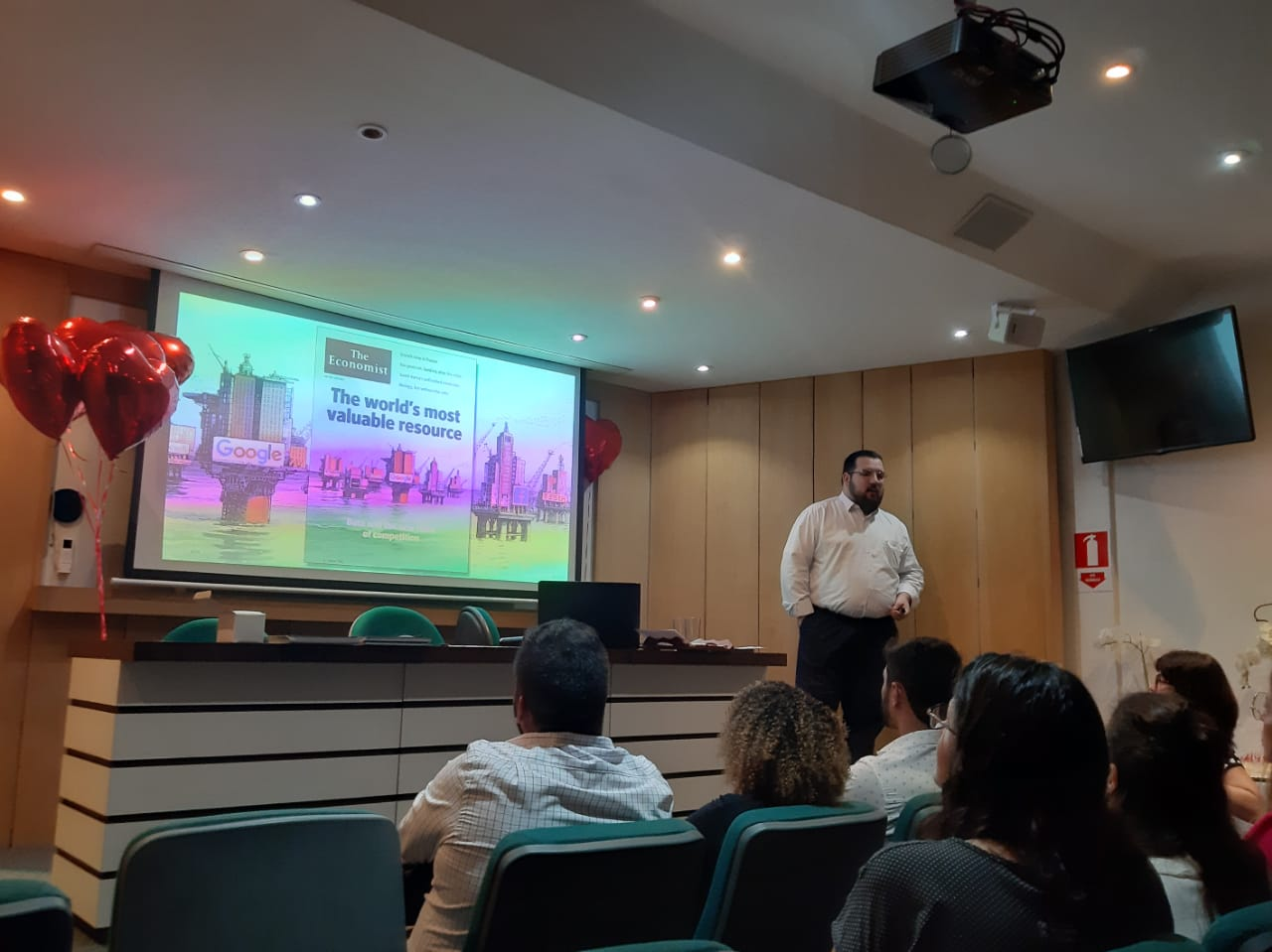 Workshop No Rio De Janeiro: Soluções Para Atender A LGPD