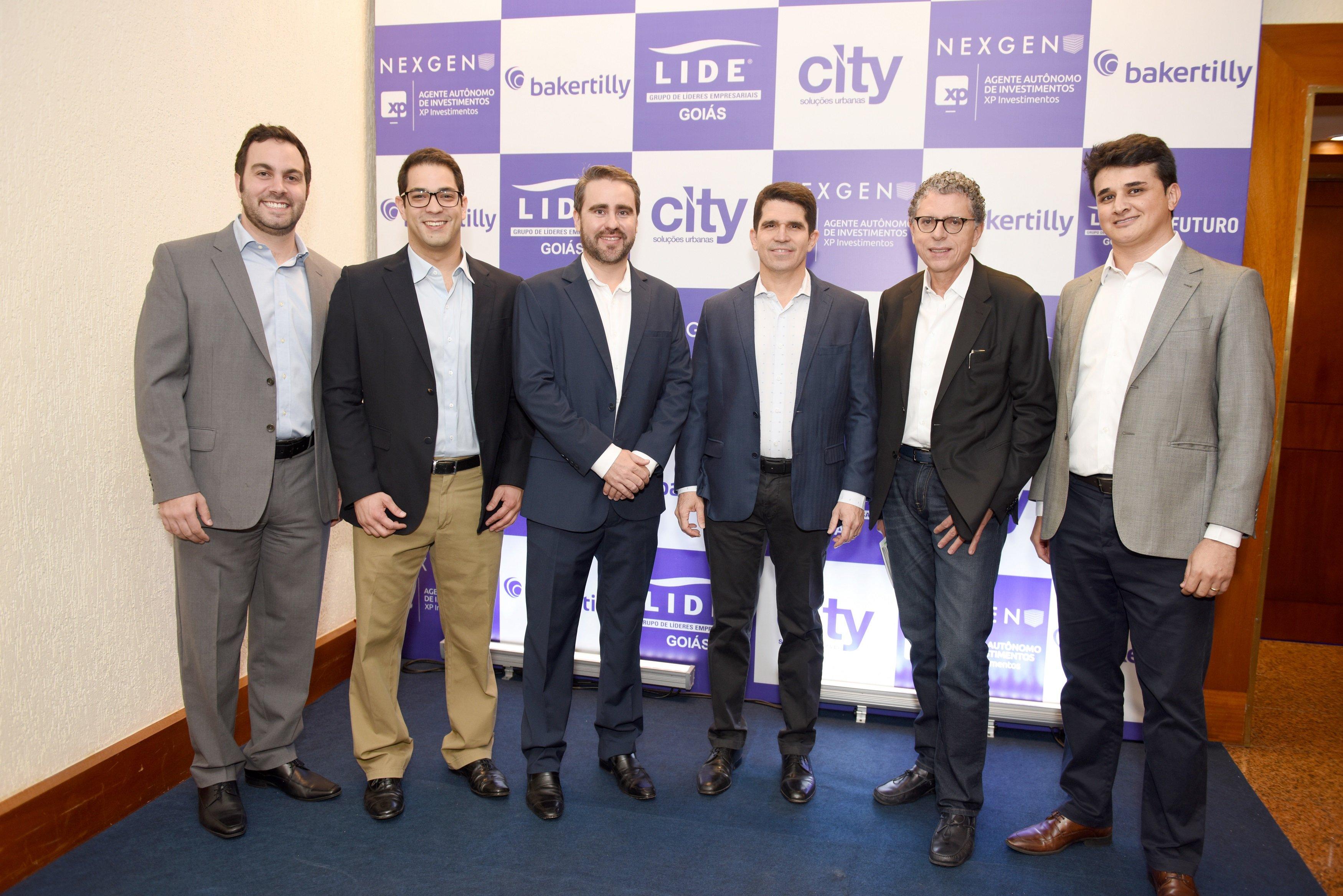 """Baker Tilly Participa Do """"LIDE Debate: Competitividade E Inovação"""", Em Goiânia"""