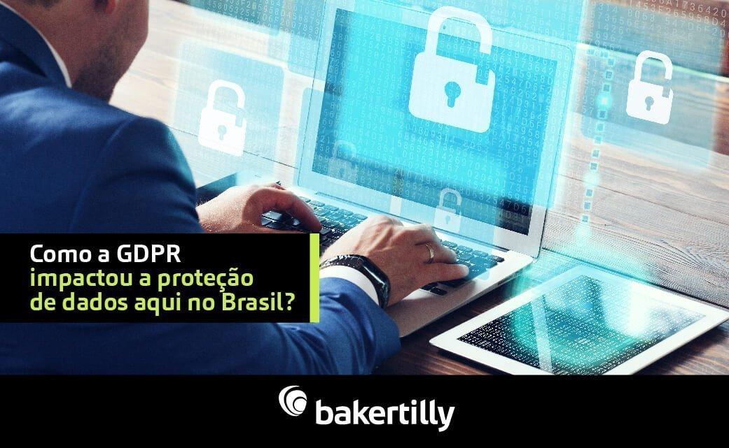 Homem Trabalhando Em Seu Notebook Preocupado Com A Proteção De Dados Da Sua Empresa